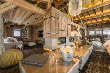 Private chalet, MEGEVE - Ref 85116